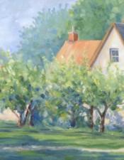 The Neighbor's Apple Trees