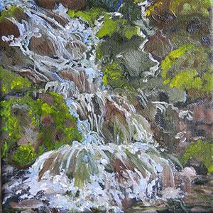 Spring Hollow Waterfalls