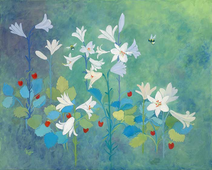 Lillies-Berries-and-Bumblebees