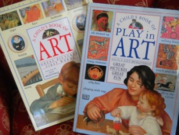 Children's Books of Great Art