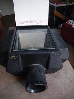 Artograph Opaque projector
