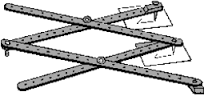 Pantograph (image from Merriam-Webster