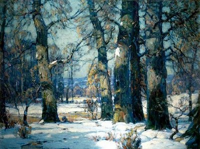 Winter in the Forest John F. Carlson