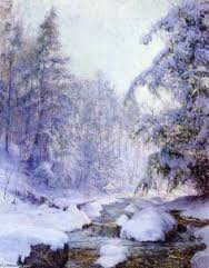 Kinderhook Creek Walter Launt Palmer 1854-1932
