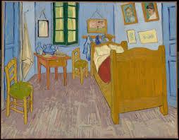 Le Chambre de Van Gogh a Arles 1889, Vincent Van Gogh