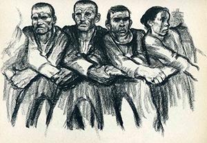 Solidarity 1932, Käthe Kolwitz