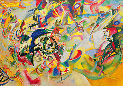 Composition VII 1913 Wassily Kandinsky