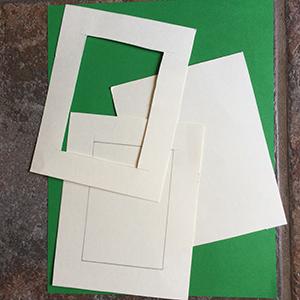 Cut pages