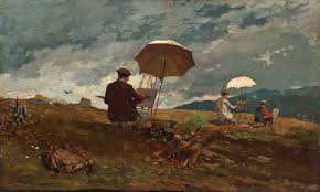 White Mountains by Winslow Homer 1868